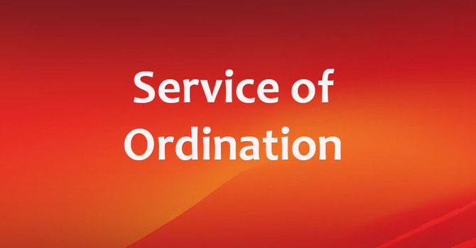 Patrick Meagher Ordination