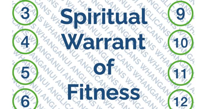 Spiritual WOF #4, Sharing About Jesus
