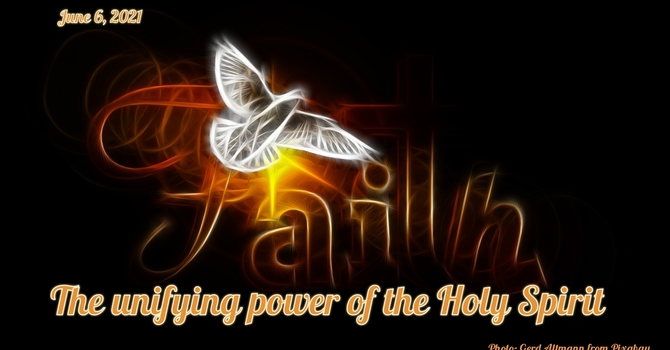 The Unifying Power of the Holy Spirit