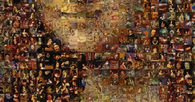 A Messianic Mosaic image