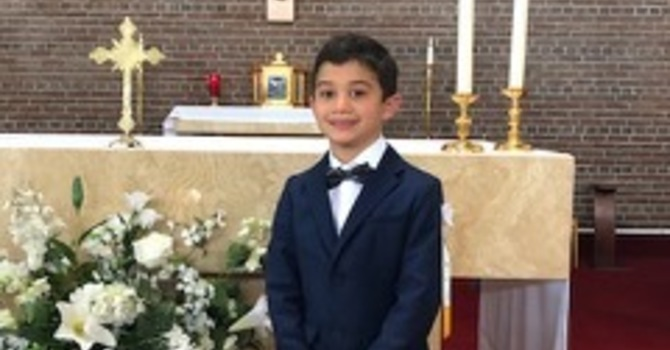 Congratulations to 1st Holy Communion Recipients! image
