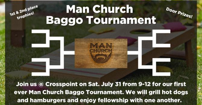 Man Church Baggo Tournament