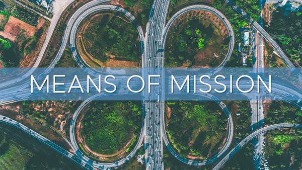 Means of Misson