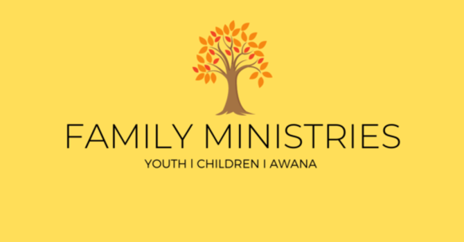 Family Ministries Update image