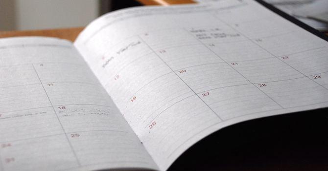 School Calendar image