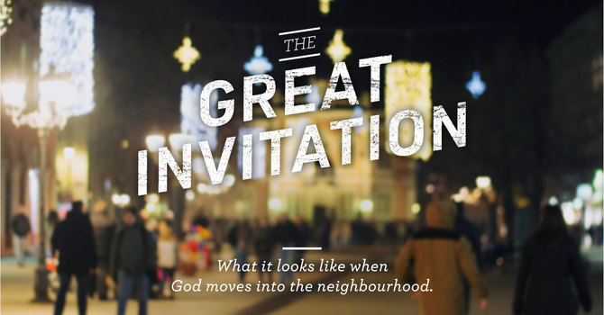 The Great Invitation image