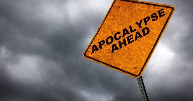 Where we are at on the Biblical Timetable! We ARE in Tribulation & Judgment! image