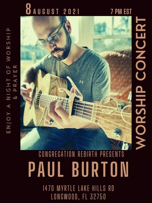 MCC Feat. Paul Burton