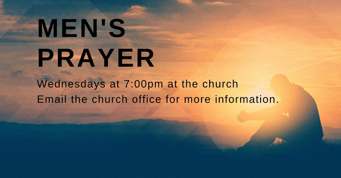 Men's Prayer