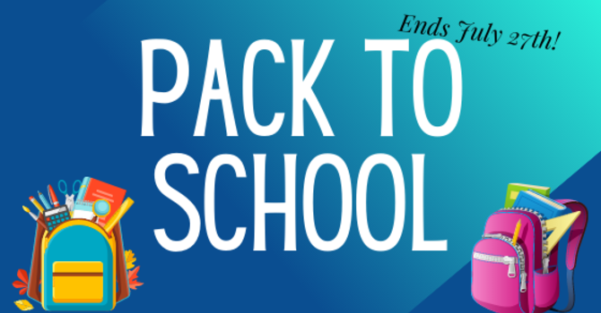 Pack to School image