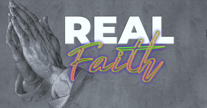 Real Faith image