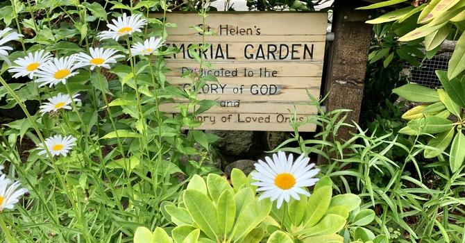 New Covid Protocols & Memorial Garden Update