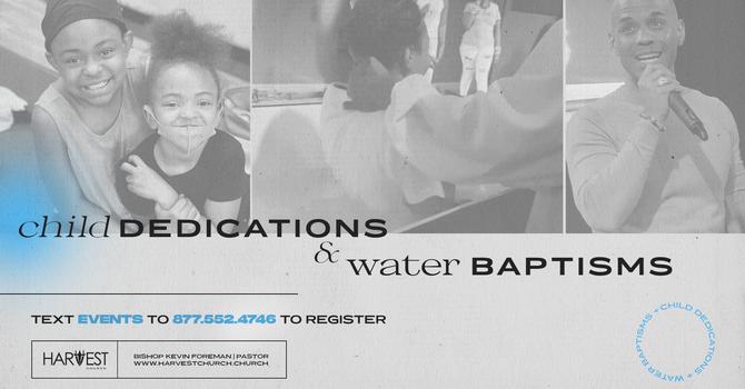 Monthly Baptism & Child Dedication (Aurora Campus)