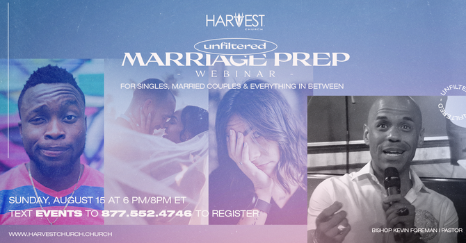 Unfiltered Marriage Prep Webinar
