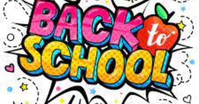"""Back to """"School-ooza"""""""