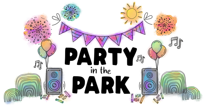 July 9 Party in the Park Cancelled image