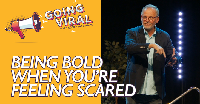 Being Bold When You Are Scared
