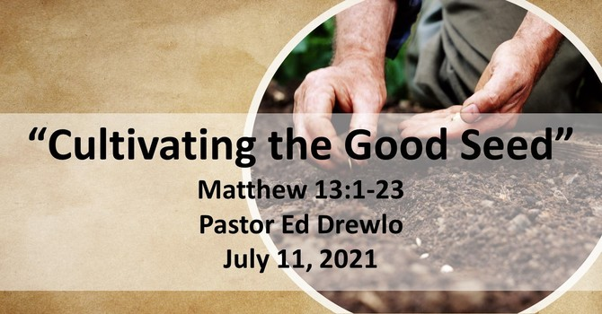 Cultivating the Good Seed