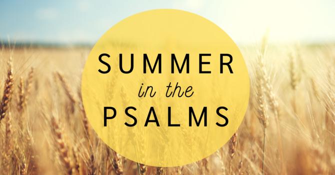 Sunday Service for July 11, 2021 image