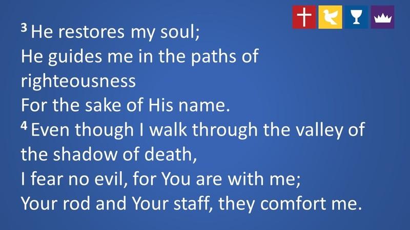 Restoring Our Souls