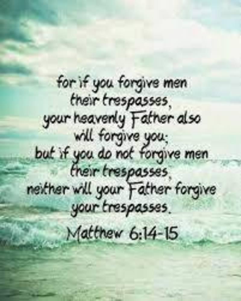 Grace of Forgiveness