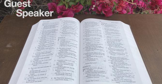Jesus' Example of Prayer
