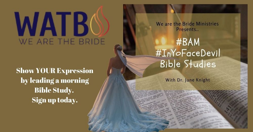 WATB Opening Up Bible Studies to Bride as a Whole