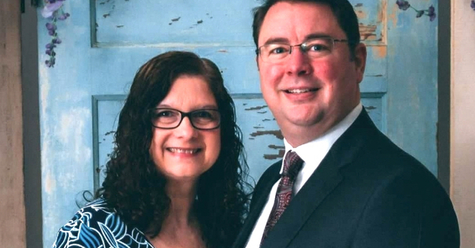 Welcome New Pastor! image
