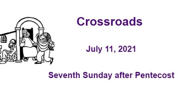 Crossroads July 11, 2021 image