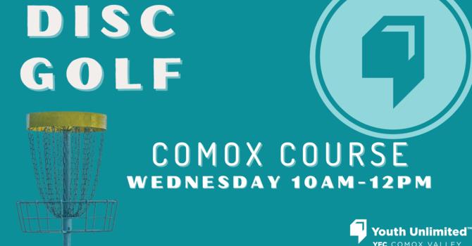 Disc Golf   Comox