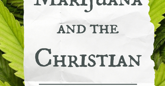 What Does the Bible Say About Marijuana? image