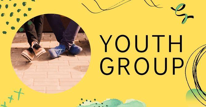 Youth Group Luau