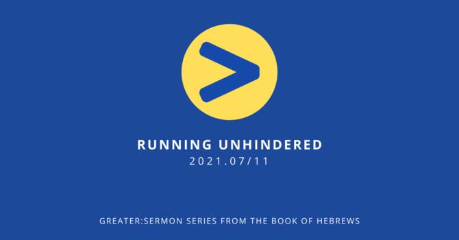 12 Running Unhindered