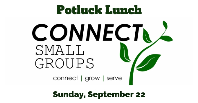 Small Groups Potluck Lunch
