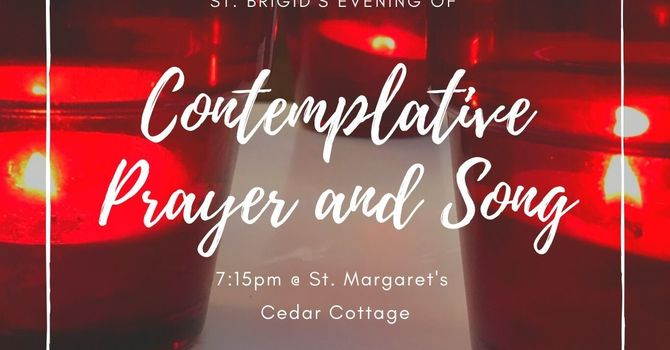 An Evening of Contemplative Prayer and Song