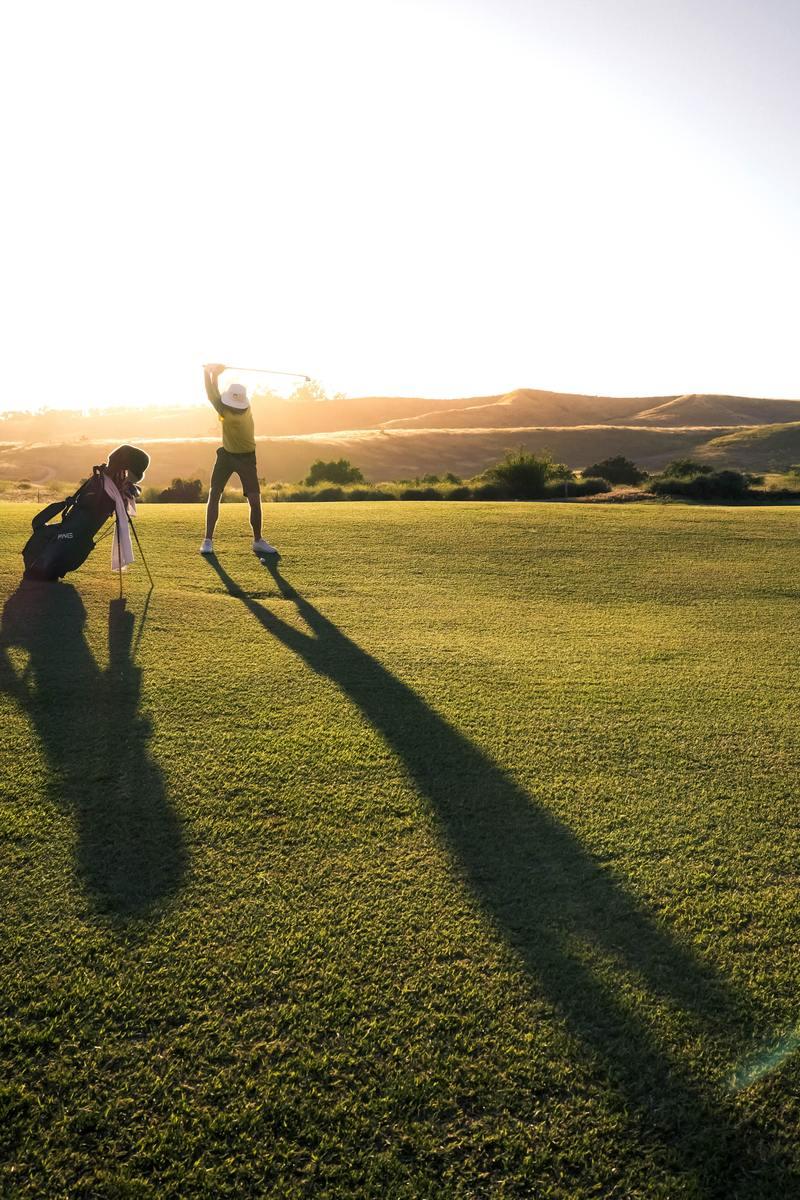 Summer Fun:  Vacations, Golf, and Sleep.