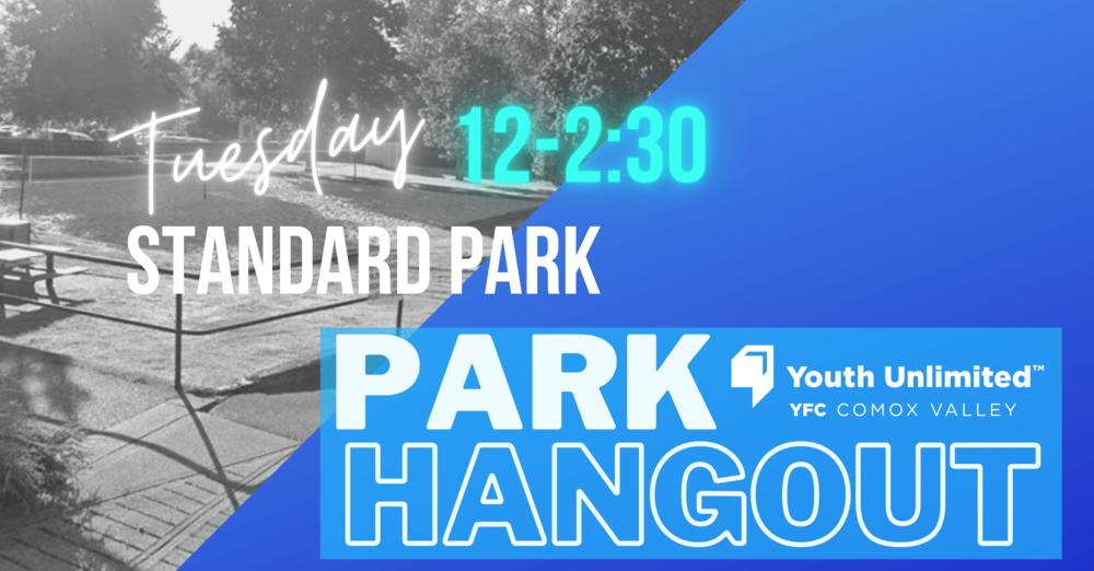 Park Hangout | Courtenay
