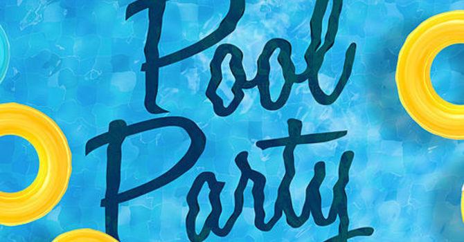 Koinonia Pool Party & Secret Sister Reveal