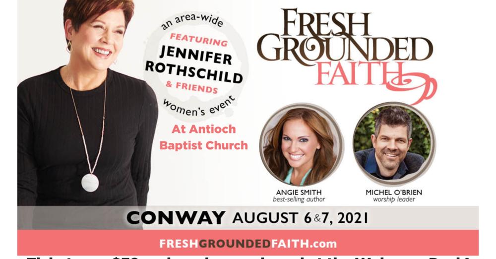 Fresh Grounded Faith Women's Event
