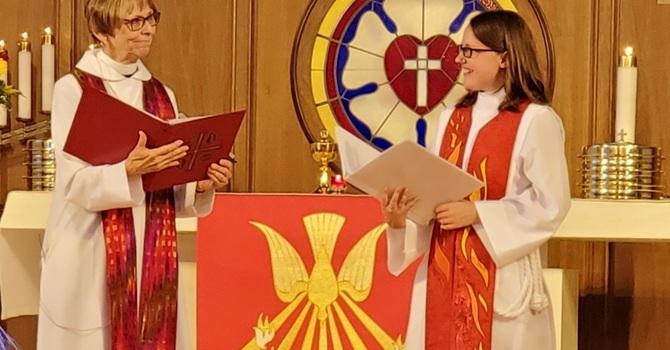 Lisa C. Johnson Ordination image