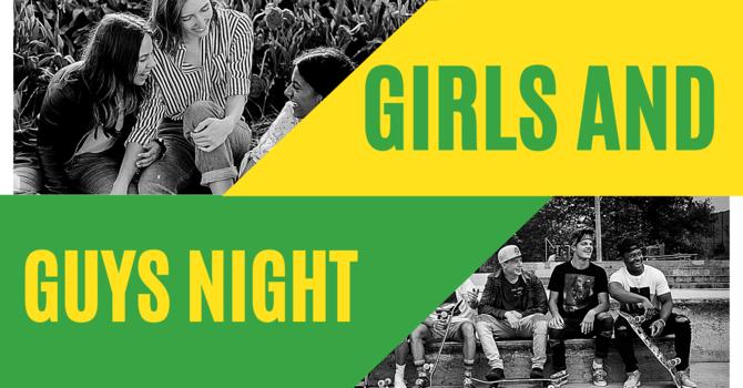 Girls and Guys Night