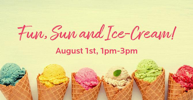 Sun, Fun and Ice-Cream!