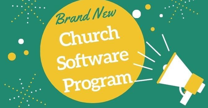 New Church Software image
