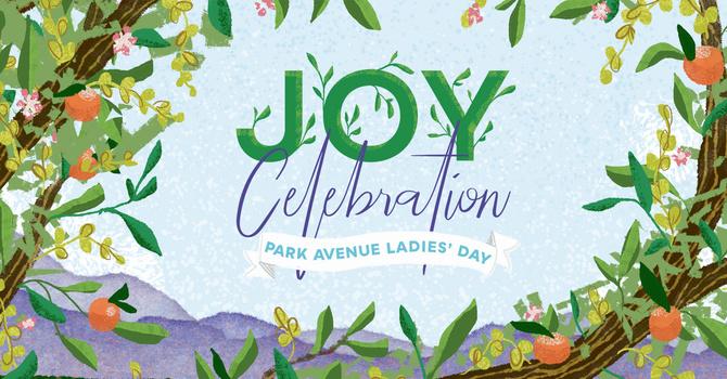 Joy Celebration: Ladies' Day