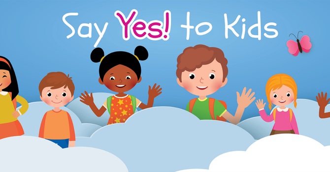 SAY YES TO KIDS image