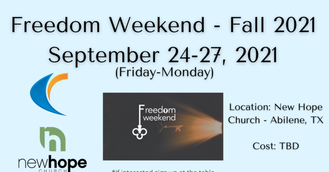 Freedom Weekend