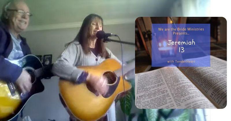 #BAM #InYoFaceDevil Bible Study w/TenderHeart - Jeremiah 13