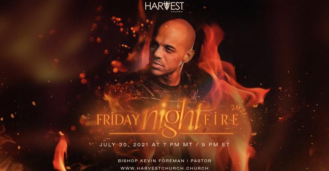 Friday Night Fire Aurora Campus