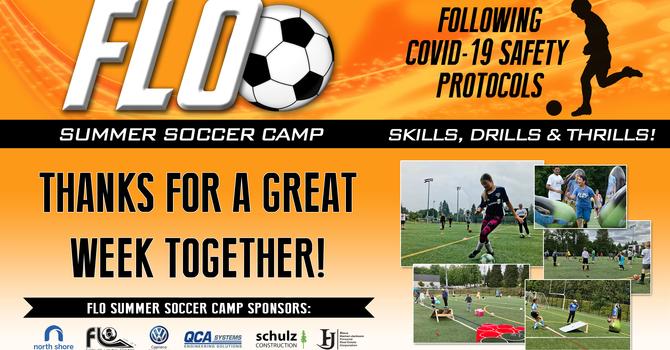FLO Soccer Camp 2021 Video image