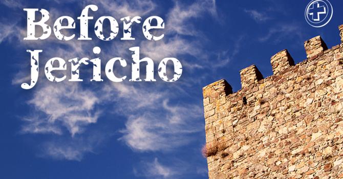 Before Jericho
